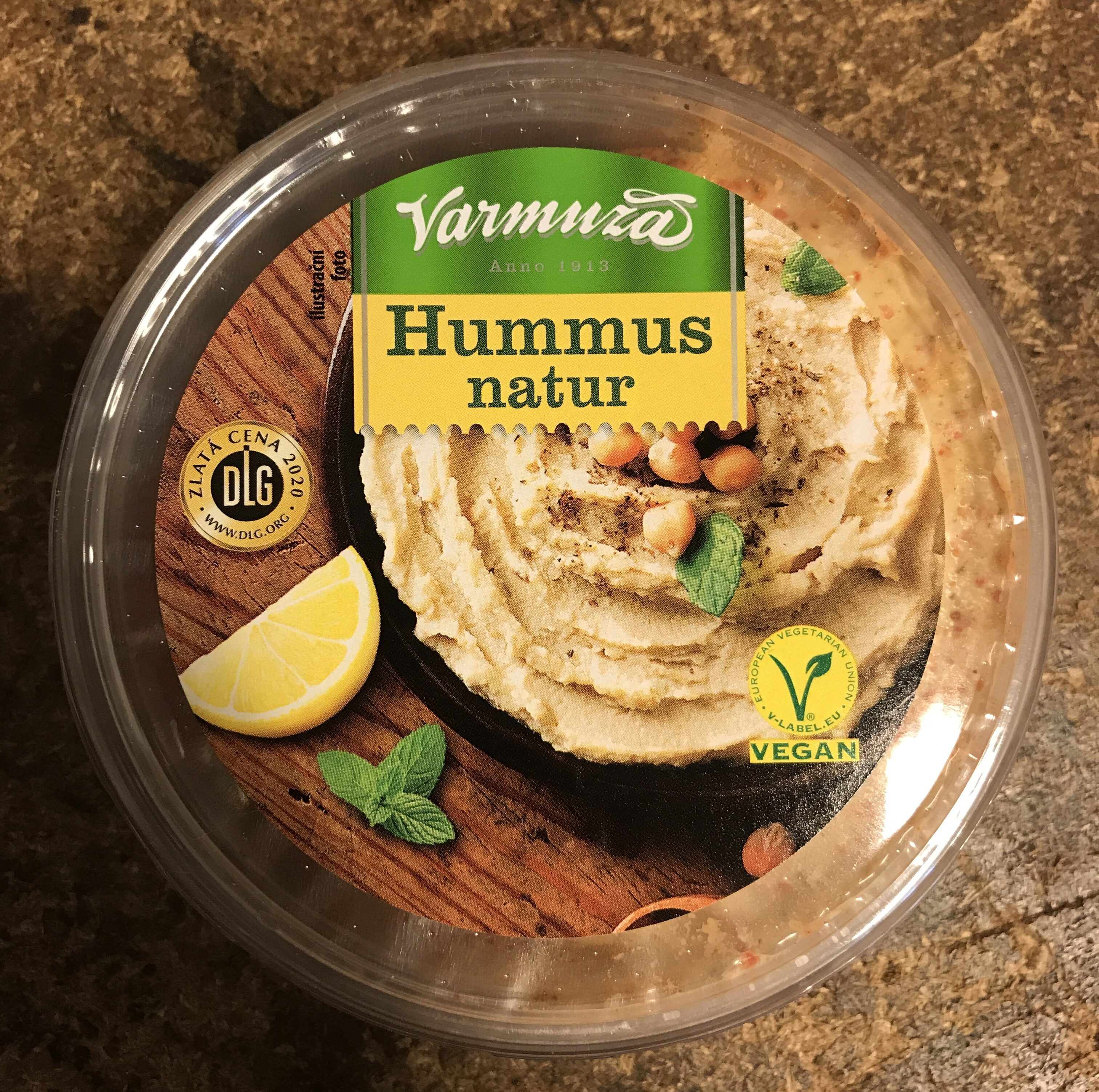 Hummus natur - Product - cs