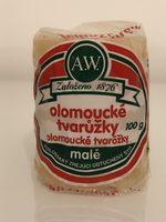 Olomoucke tvarůžky malé - Product