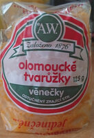 Olomoucké tvarůžky věnečky - Product