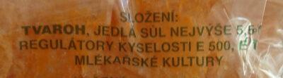 Olomoucké tvarůžky věnečky - Ingrediënten