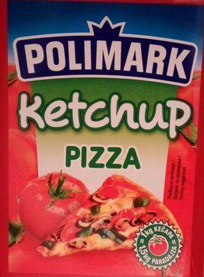Ketchup pizza - Производ - sr