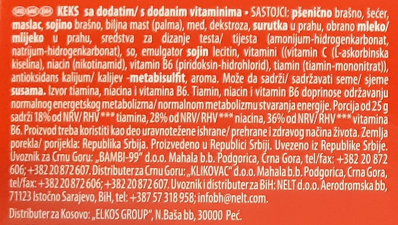 Plazma - Inhaltsstoffe - sr
