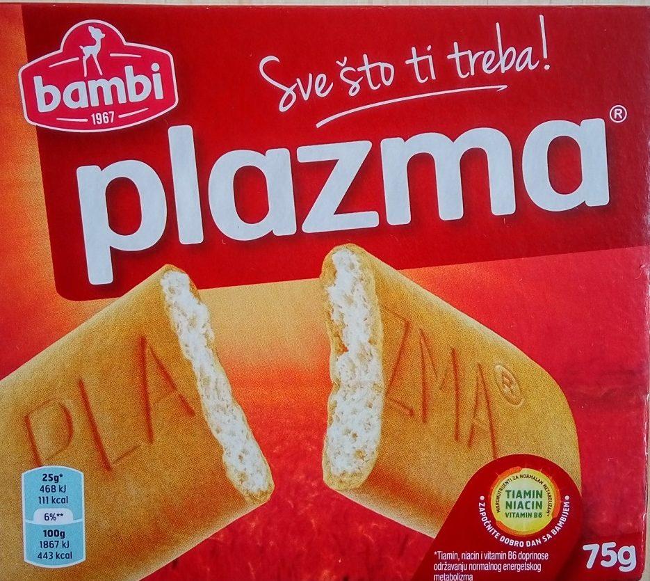 Plazma - Produit