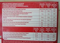 Bambi lane BISCUITS - Informazioni nutrizionali - fr