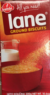 Lane ground biscuits - Product