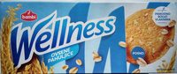 Wellness ovsene pahuljice - Produit