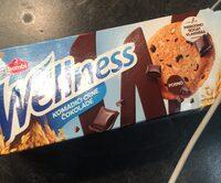 Wellness komadići crne čokolade - Produit - fr