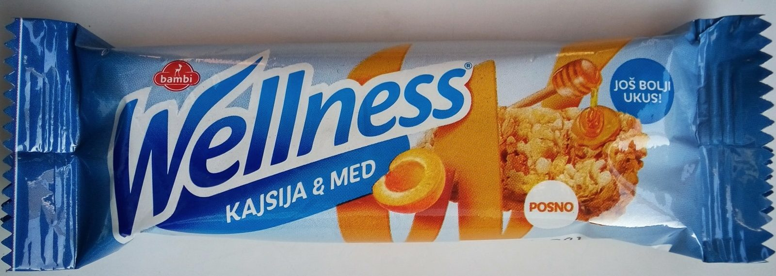 Wellness kajsija & med - Product - sr