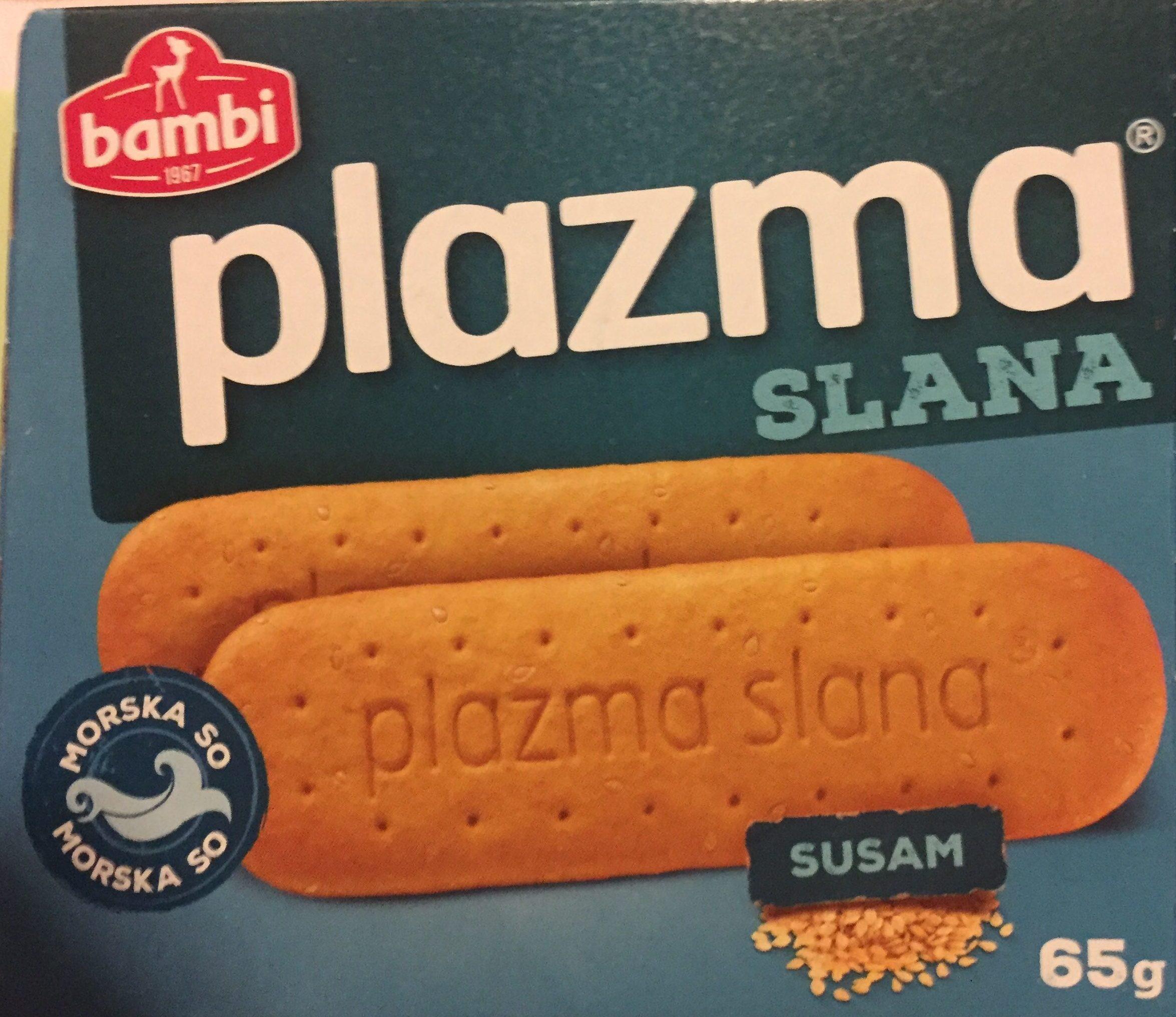 Plazma slana - Produkt - de