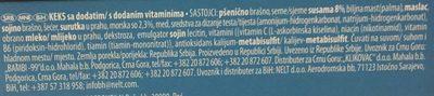 Plazma slana - Inhaltsstoffe - de