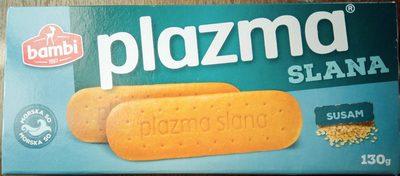 Plazma slana - Produit