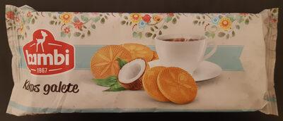 Kokos galete - Produit - sr