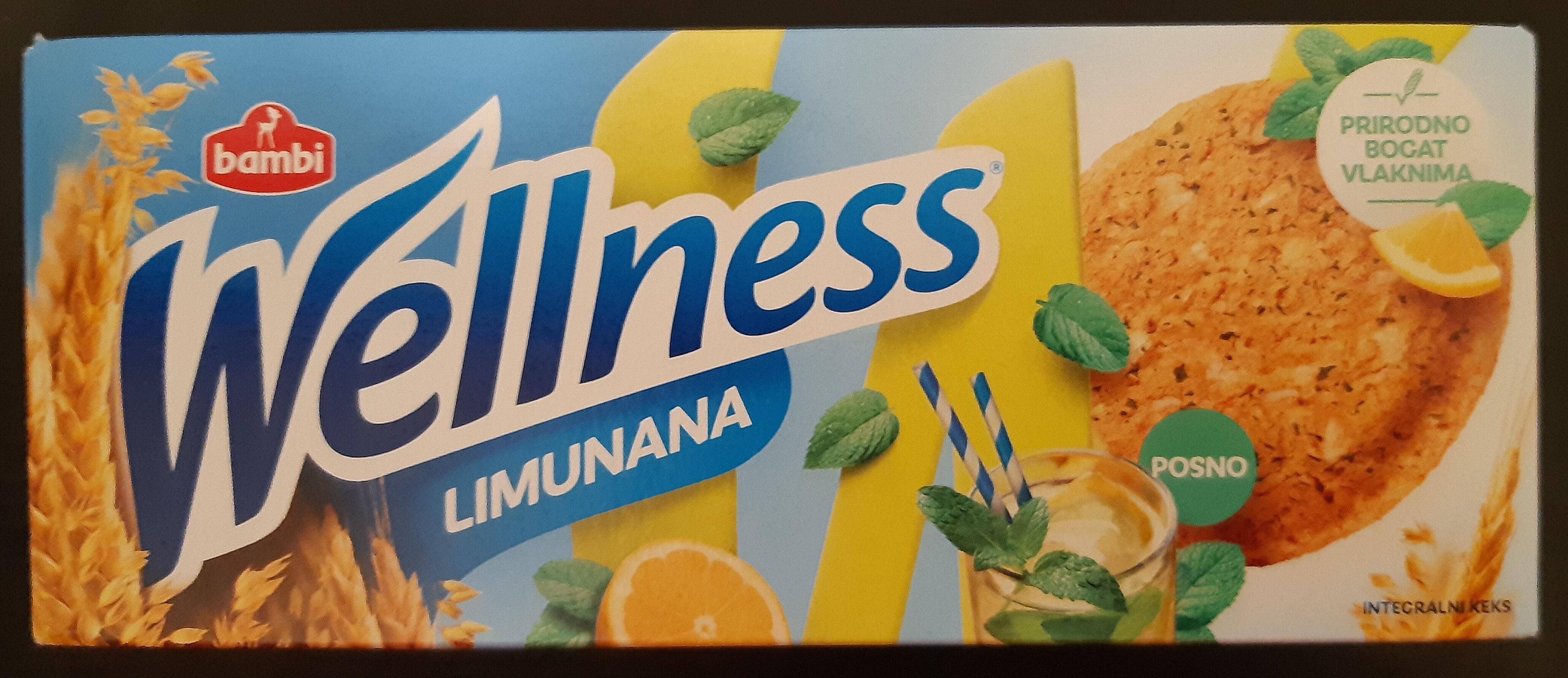 Wellness Limunana - Produit - sr