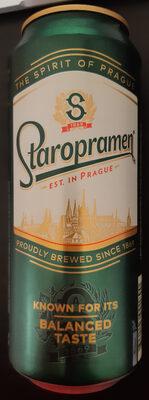 Staropramen svetlo pivo - Produit - sr