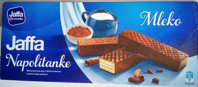 Jaffa napolitanke mleko - Product