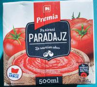 Premia pasirani paradajz - Производ - sr