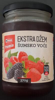 Ekstra džem šumsko voće - Produit - sr