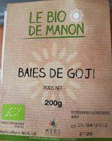 BAIES DE GOJI - Produit - fr
