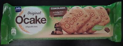 O'cake Original sa belgijskom čokoladom - Product - sr