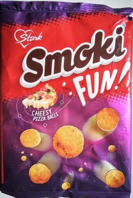 Smoki fun pizza - Produkt - sr