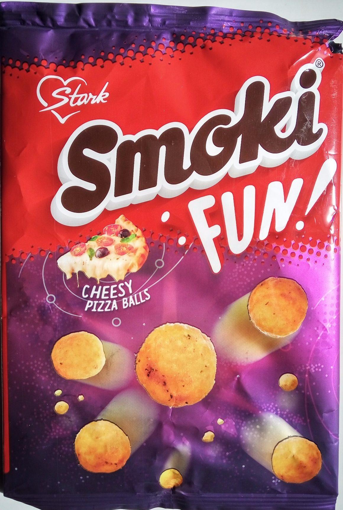 Smoki fun pizza - Product
