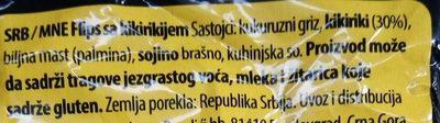 Smoki megahrsker - Inhaltsstoffe - sr