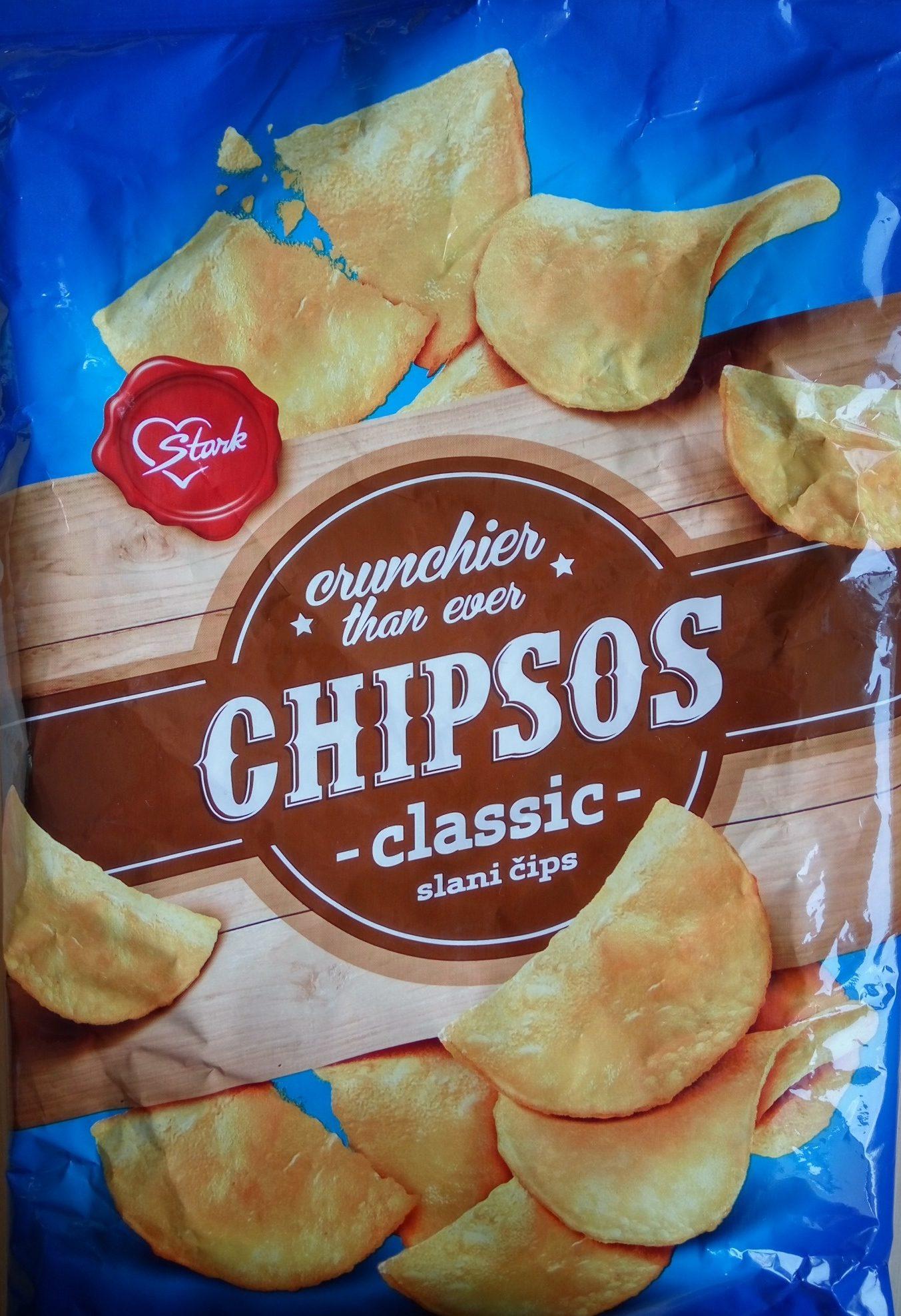 Chipsos classic - Produkt - sr