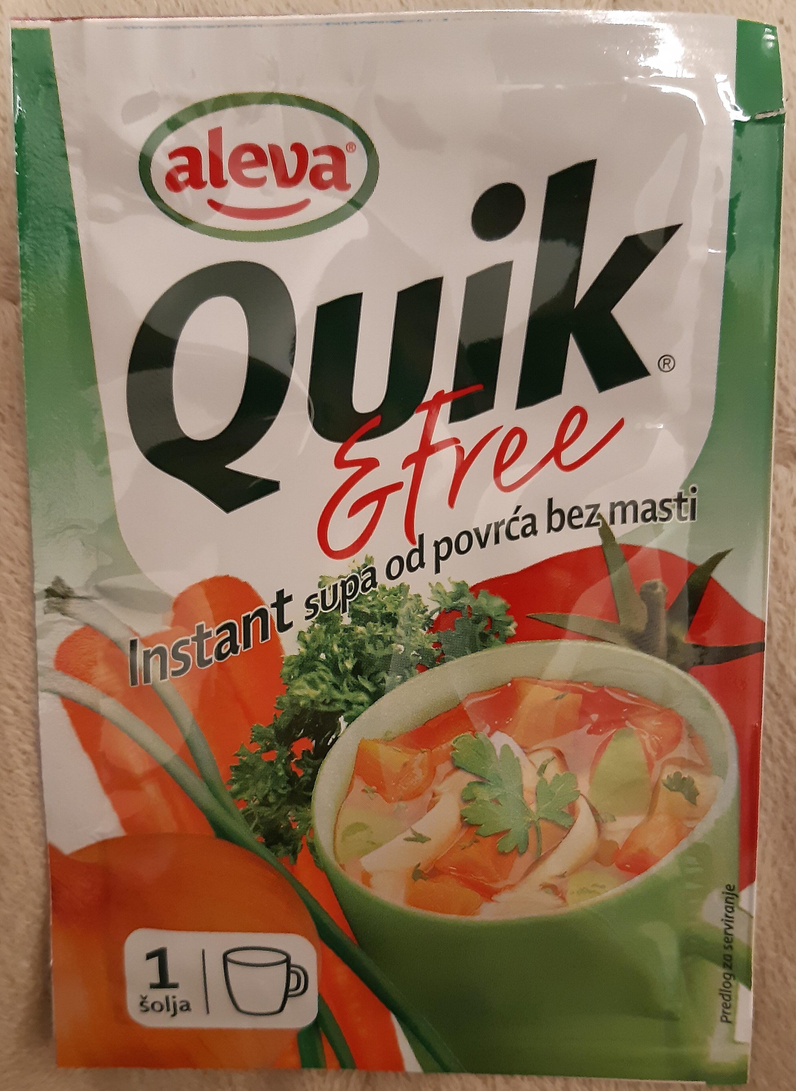 Quik - Produit - en