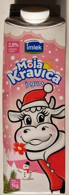 Moja kravica jogurt sa 2.8% m.m. - Product - sr