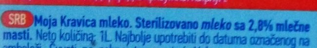 Mleko 2 - Ingredients - sr