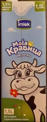 Moja Kravica dugotrajno mleko - Produit