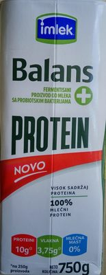 Balans protein - Product - sr