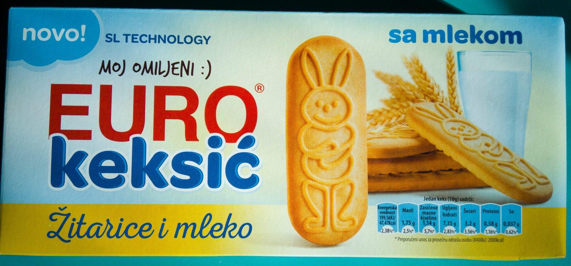 Euro keksic - Product - sr