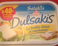 Dulsakis, fromage de brebis doux - Product - fr