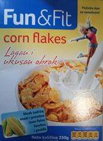 Corn flakes - Product - sr