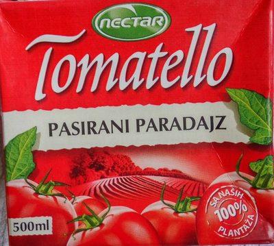 Tomatello - Производ - sr