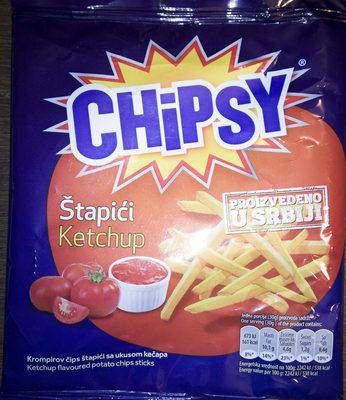 štapići ketchup - Производ - sr