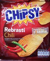Rebrasti chili - Производ - sr