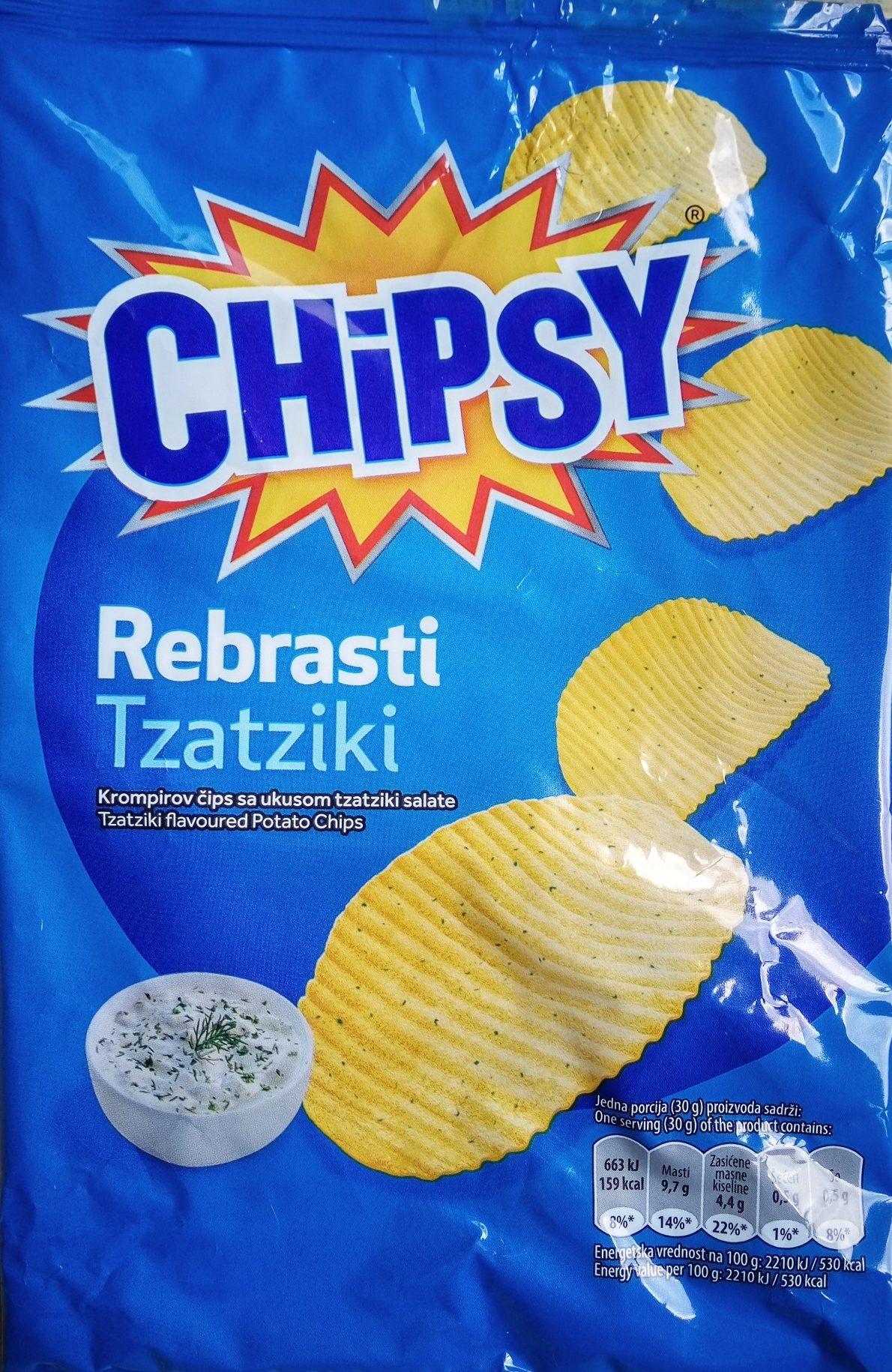 Rebrasti tzatziki - Produkt - sr