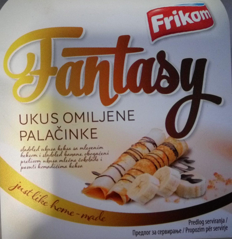 Fantasy choco-banana - Product - sr