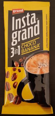 Insta grand 3 in 1 Choco banana - Produit - sr