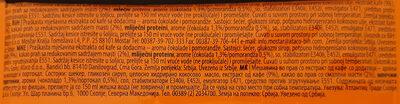 Insta grand 3 in 1 Choco orange - Ingrédients - sr