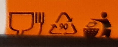 Insta grand 3 in 1 Choco orange - Instruction de recyclage et/ou informations d'emballage - sr