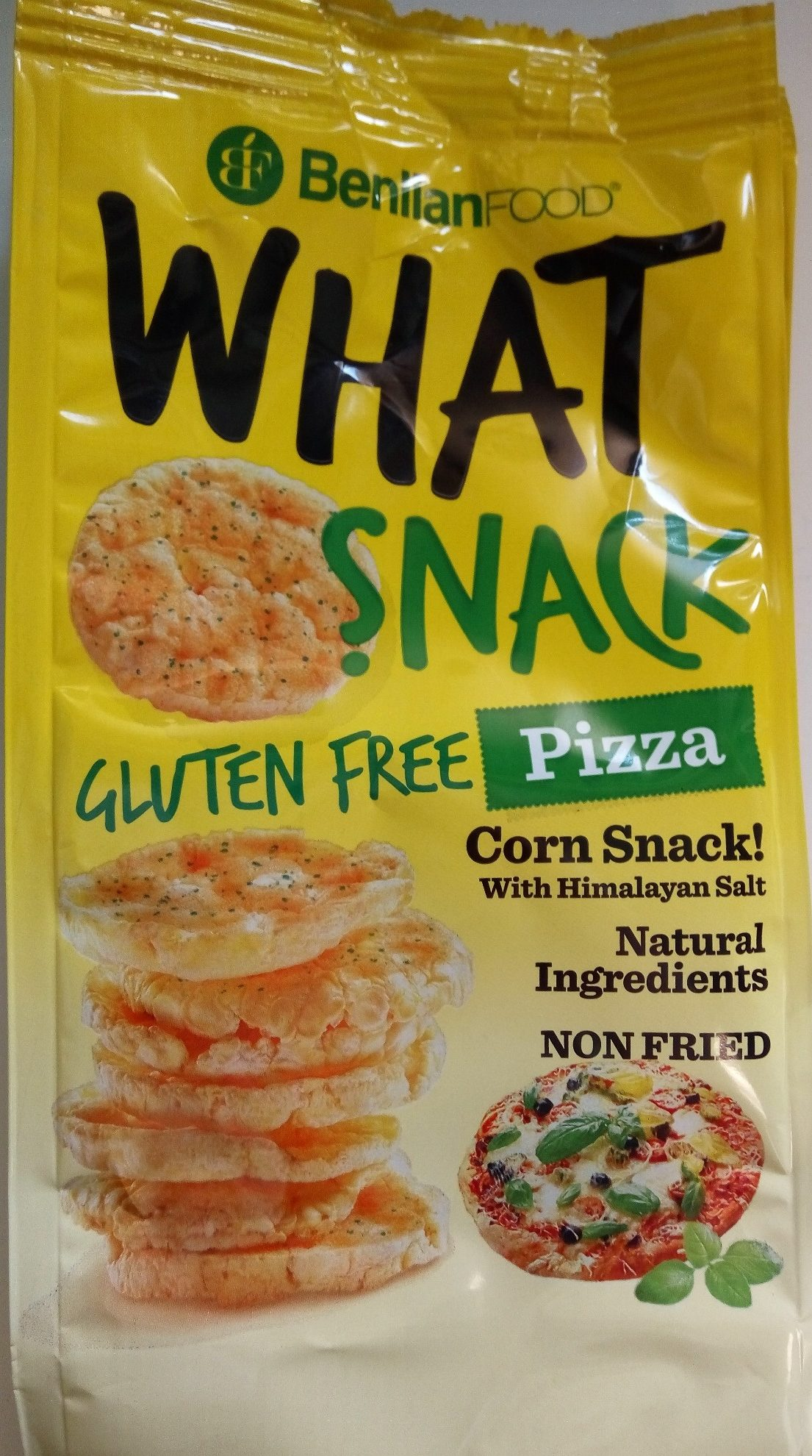 What Snack Gluten Free Pizza - Производ - sr