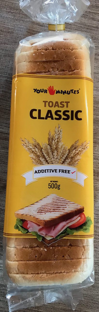 Toast classic - Produit - sr