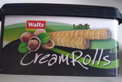 Creamrolls - Product