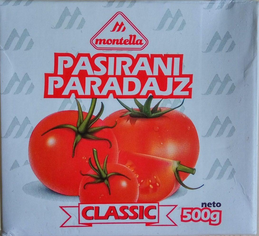 Pasirani paradajz classic - Производ - sr