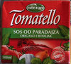Tomatello sos od paradajza origano i bosiljak - Product