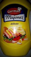 Gurman majonez delikates - Product - sr