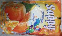 Sappy orange - Product